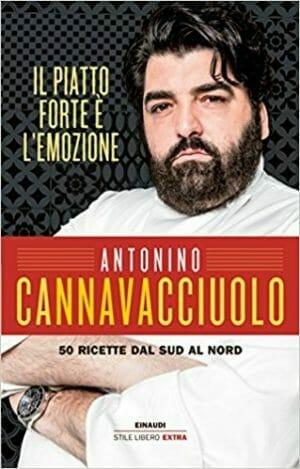 Il piatto forte è l'emozione di Antonino Canavacciuolo