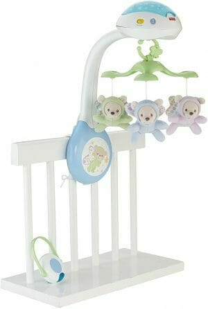 idea regalo per neonati, con suoni e musica