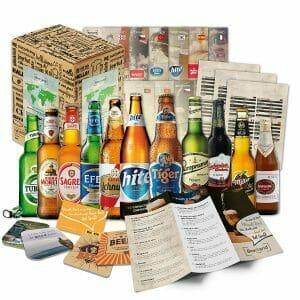 idea regalo fidanzato set birre dal mondo