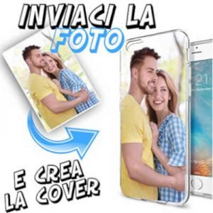 cover personalizzata idea regalo originale