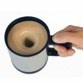 novità idee regalo tazza che si mescola da sola