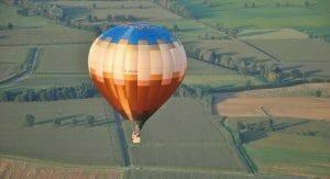 volo in mongolfiera idea regalo per matrimonio