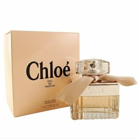 chloè parfum, il profumo dei Dei