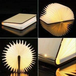 lampada a libro regali laurea simpatici