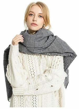 idea regalo per amica freddolosa sciarpa
