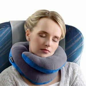 cuscino da viaggio idea regalo