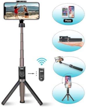 selfie stick idea regalo per viaggiatori