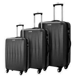 set valigie per amanti dei viaggi