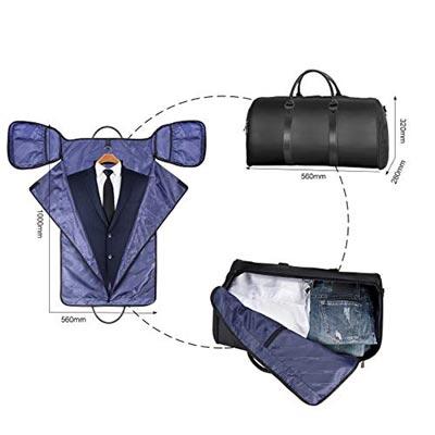 borsa da viaggio per uomo, ottima idea regalo per l'amante