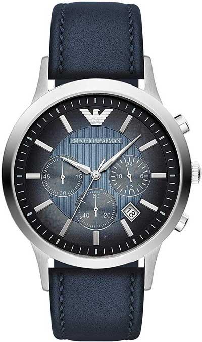 orologio armani idea regalo per amante uomo