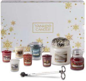 set candele profumate yankee idea regalo