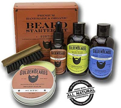 set da barba professionale idea regalo uomo