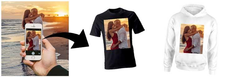 idee regalo personalizzate magliette e felpe