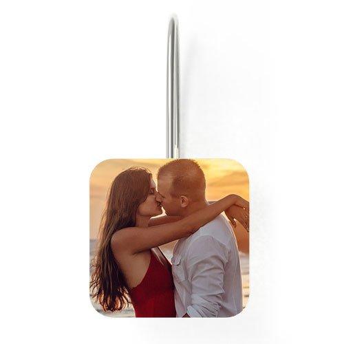 orecchini personalizzati con foto