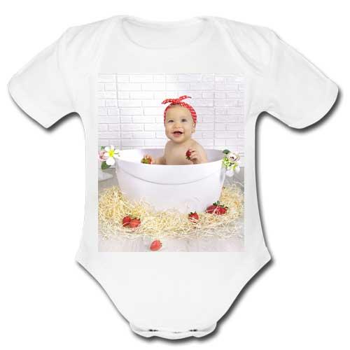body neonato con foto