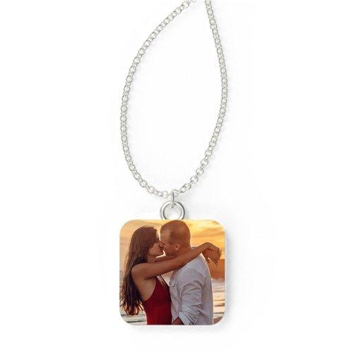 collana personalizzata con foto