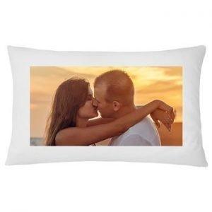 Federa per cuscino personalizzata con foto