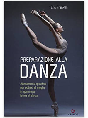libro preparazione alla danza idea regalo ballerina