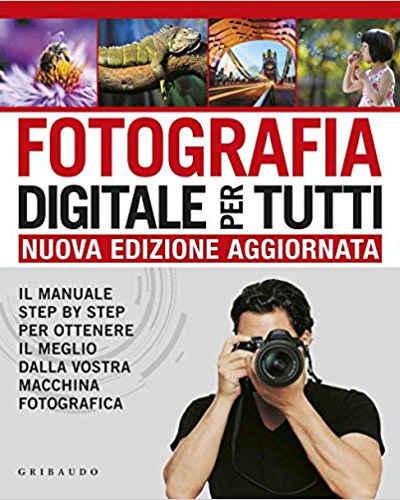libro fotografia digitale per tutti idea regalo amanti foto