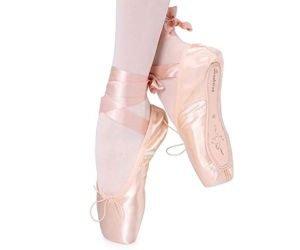 scarpette danza per ballerina