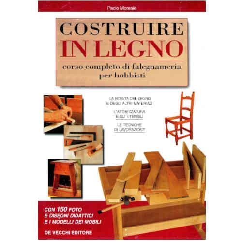corso costruire in legno idea regalo pensionamento capo