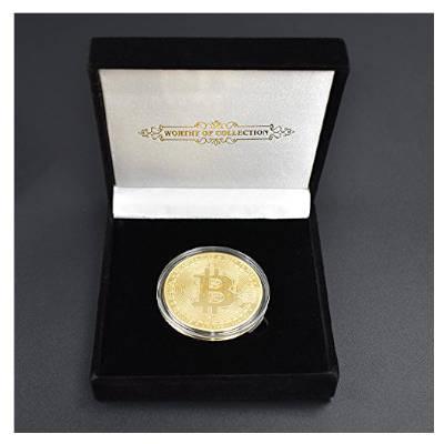 moneta bitcoin idea regalo pensionamento capo