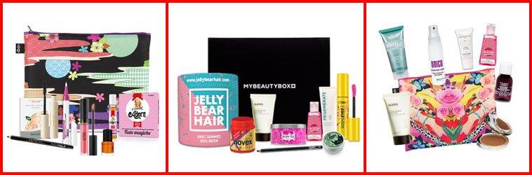 my beauty box idea regalo