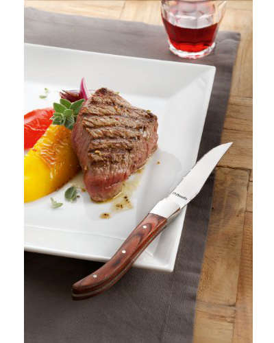 set coltelli da carne, idea regalo amanti cucina