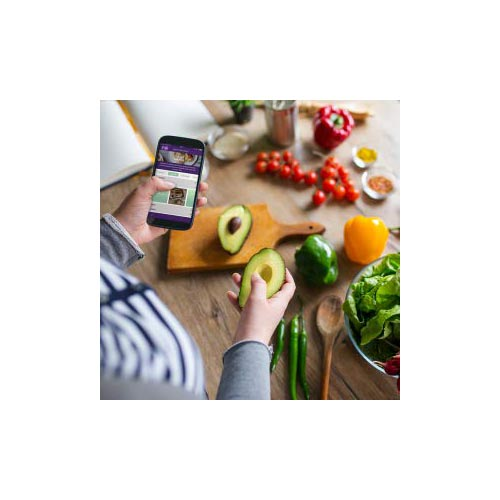 Rowenta YD3096 programma alimentare