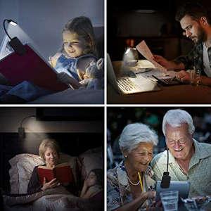 lampada da lettura idea regalo amanti libri