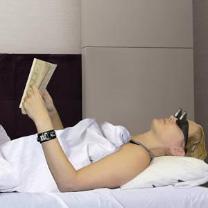 occhiali per leggere da sdraiati idea regalo amanti lettura