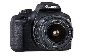 macchina fotografica professionale reflex canon