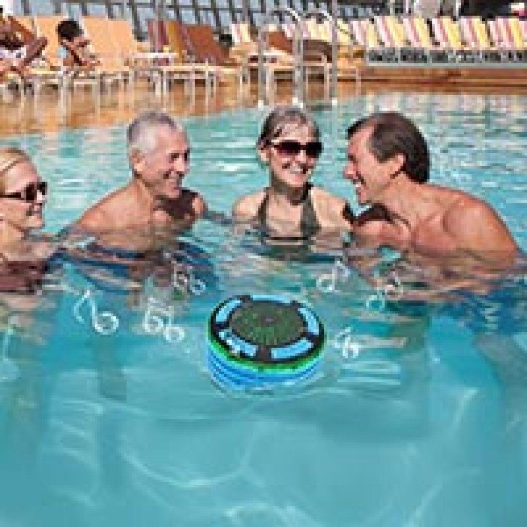 altoparlante bluetooth impermeabile per piscina