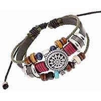 braccialetto stile boho