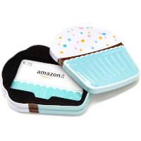 buono regalo amazon a forma di cupcake idea regalo