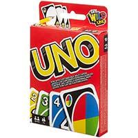 gioco di carte uno per bambini