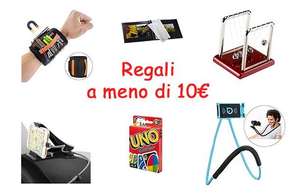 idee regalo a meno di 10 euro
