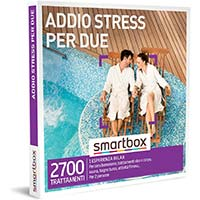 smartbox addio stres per due