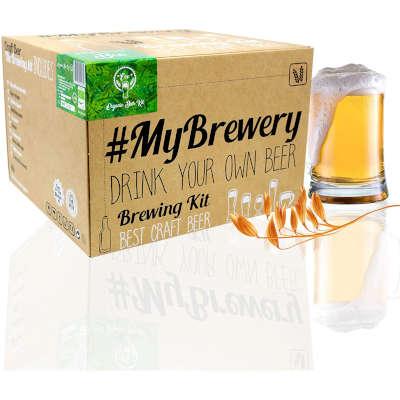 kit produzione birra idea regalo per il papà