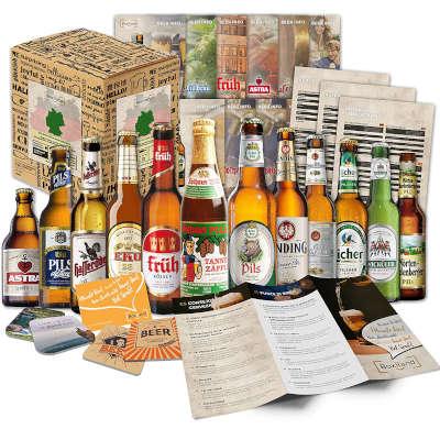 birre del mondo artigianali idea regalo per i 40 anni