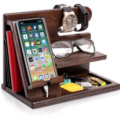 idee regalo per i 40 anni stazione di ricarica per cellulare