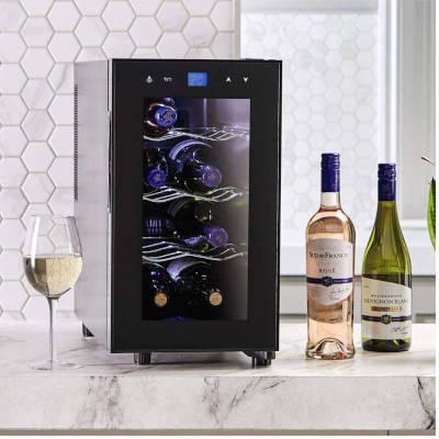 cantina refrigerante per amanti vino