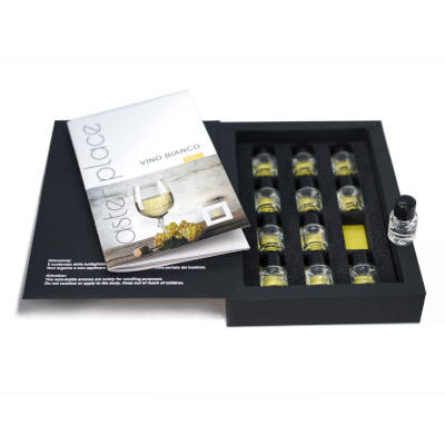 kit aromi per vino bianco idea regalo per sommelier