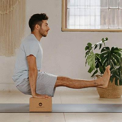 mattoncini yoga idea regalo per amanti dello yoga