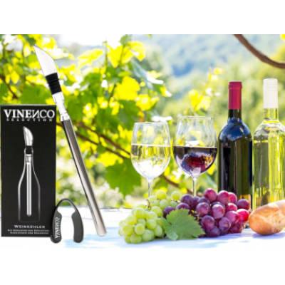 refrigeratore per bottiglie di vino idea regalo per amanti del vino