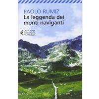 idea regalo per amanti della montagna il libro la leggenda dei monti naviganti