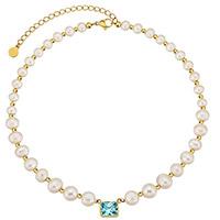 Collane di Perle Ciondolo da Donna idea regalo trentesimo anniversario di matrimonio