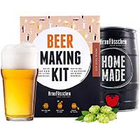 Kit Premium per Fare la Birra a casa idea regalo uomo anniversario matrimonio 30 anni