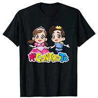 maglietta dei me contro te idea regalo per bambini