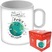 idea regalo migliore amica tazza personalizzata